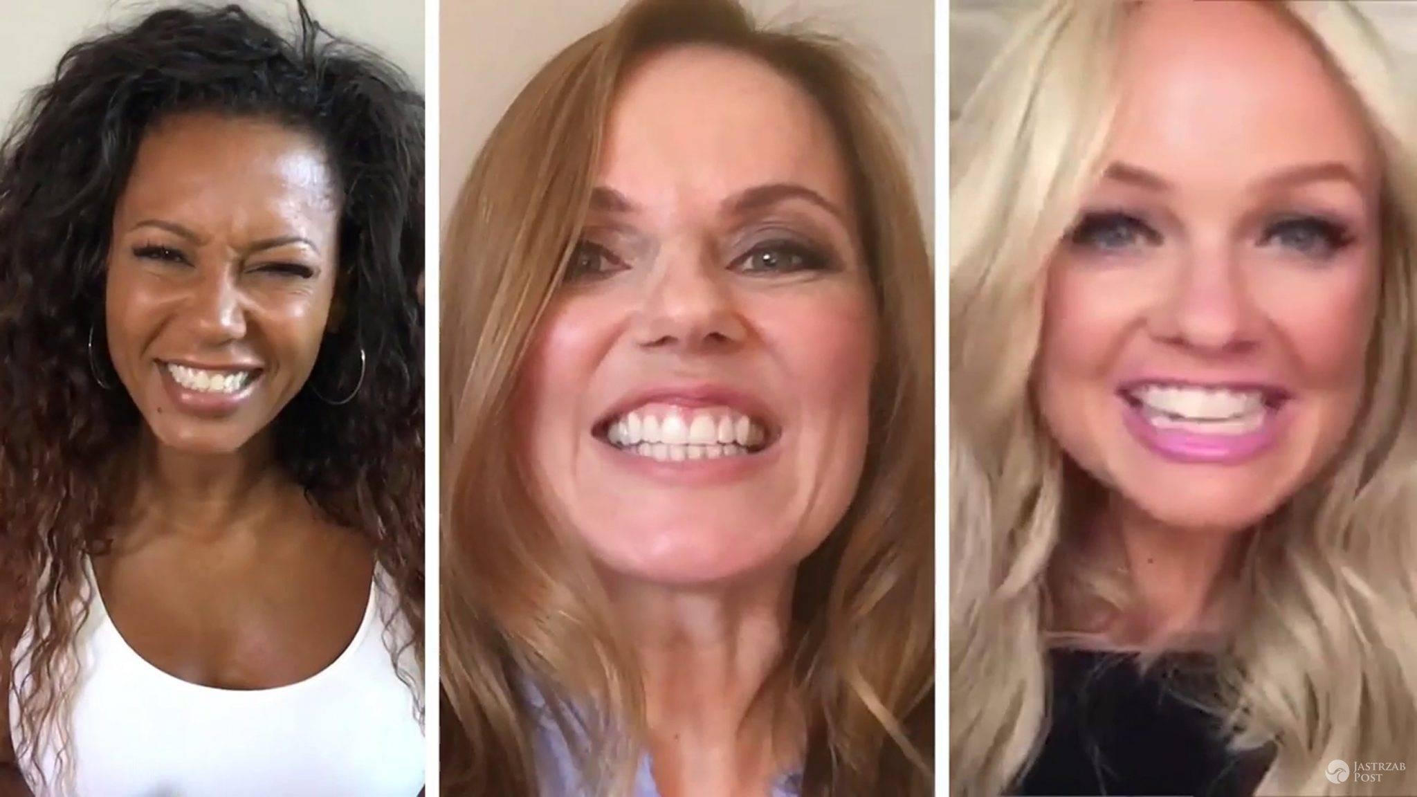 Spice Girls jako GEM - Geri Halliwell, Emma Bunton, Melanie B