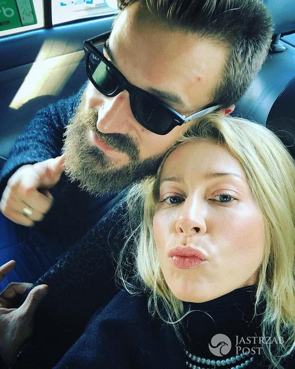 Katarzyna Warnke i Piotr Stramowski Instagram