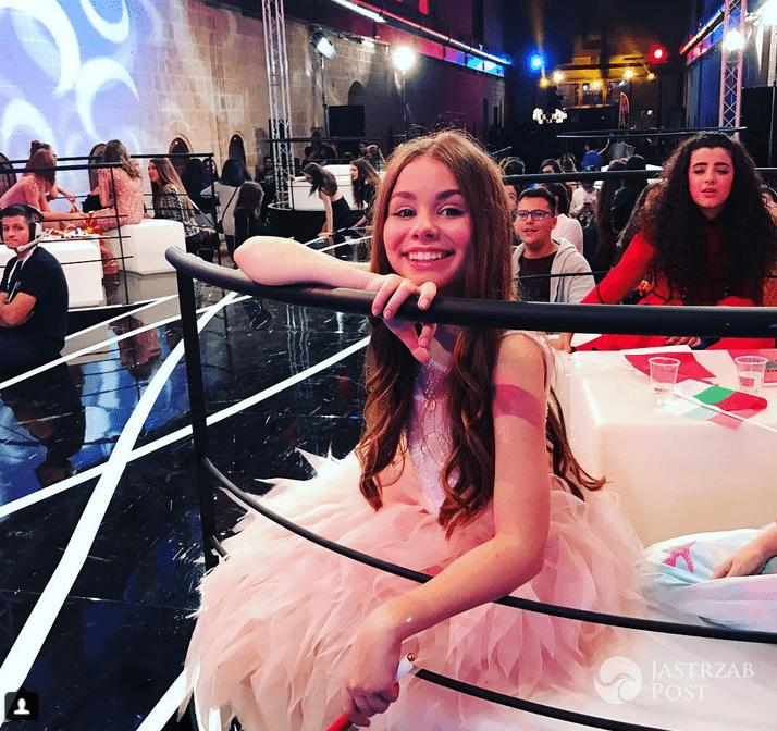 Olivia Wieczorek na Eurowizji Junior 2016 - wyniki