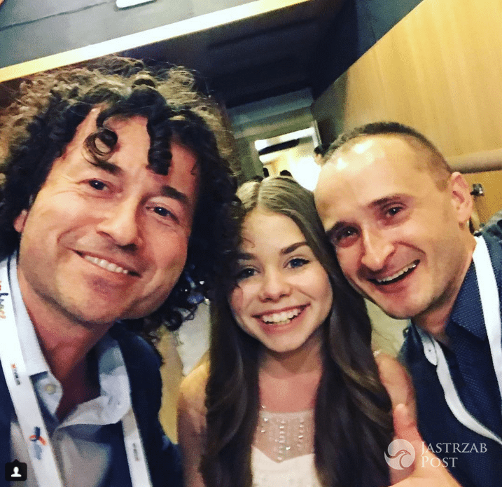 Olivia Wieczorek z polską ekipą na Eurowizji dla dzieci 2016