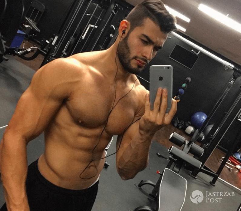 Sam Asghari Instagram