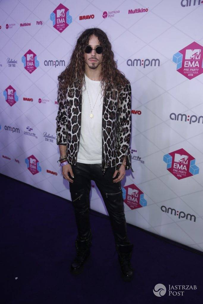 Michał Szpak - MTV EMA PRE-PARTY 2016