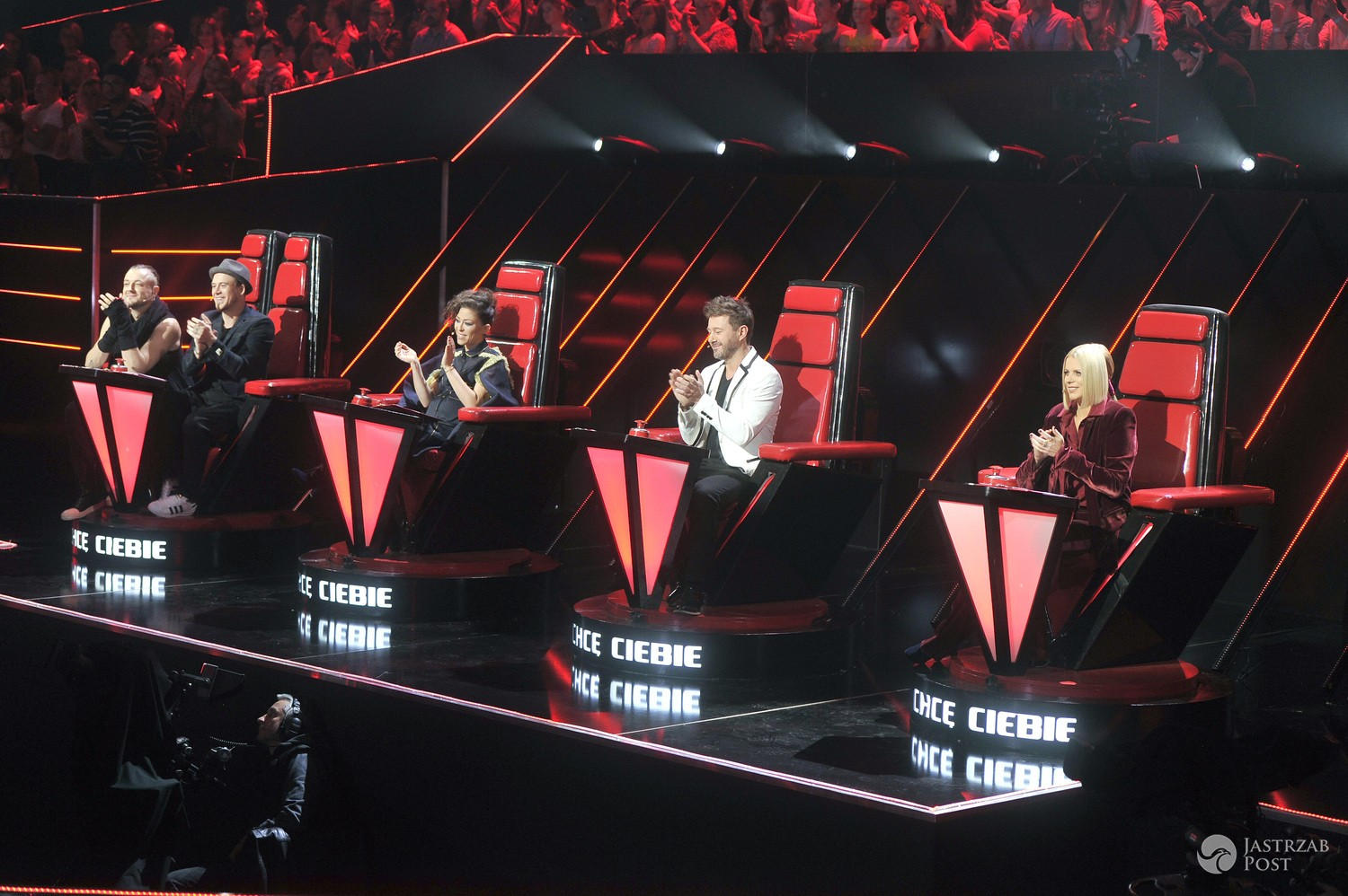 Jury - The Voice of Poland 7