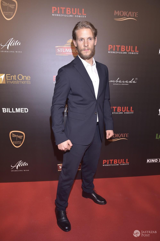 Sebastian Fabijański - Premiera filmu Pitbull niebezpieczne kobiety