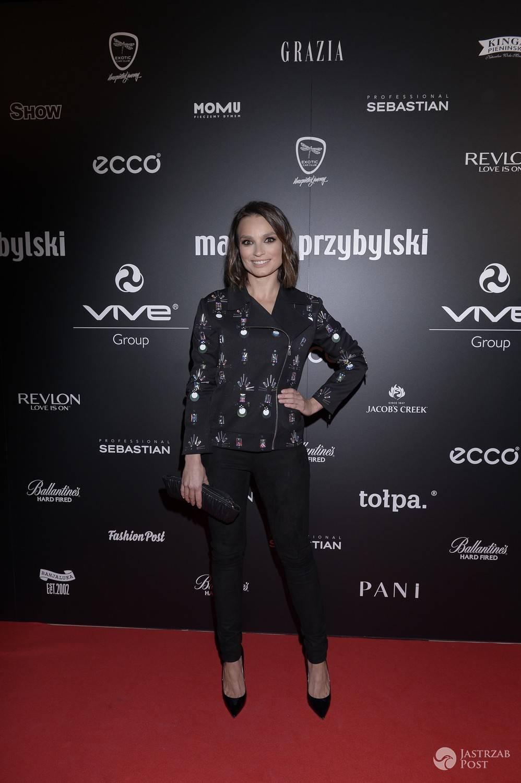 Anna Starmach - Pokaz Mariusza Przybylskiego