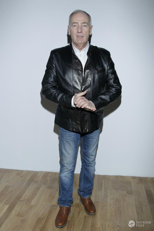 Karol Strasburger na premierze książki Marioli Bojarskiej-Ferenc Życie ma smak