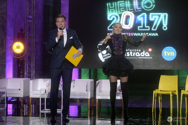 Cleo - Hello 2017 - sylwester w Warszawie 2016