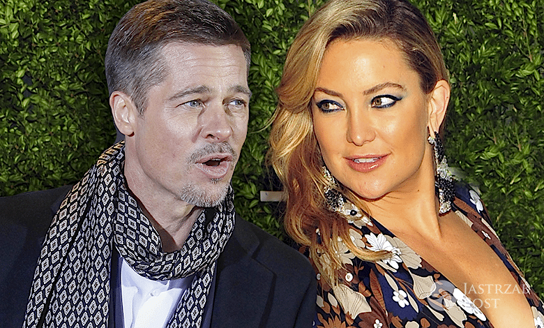Brad Pitt i Kate Hudson