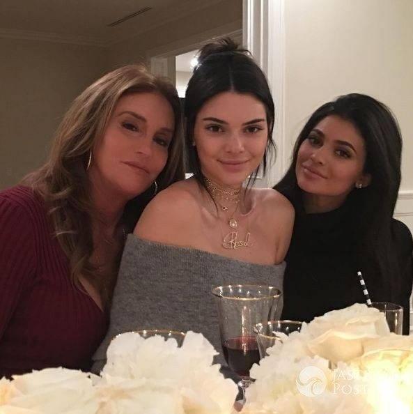 Caitlyn Jenner, Kendall Jenner i Kylie Jenner