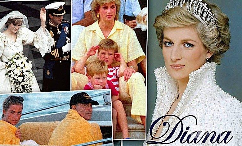 Księżna Diana rocznica śmierci