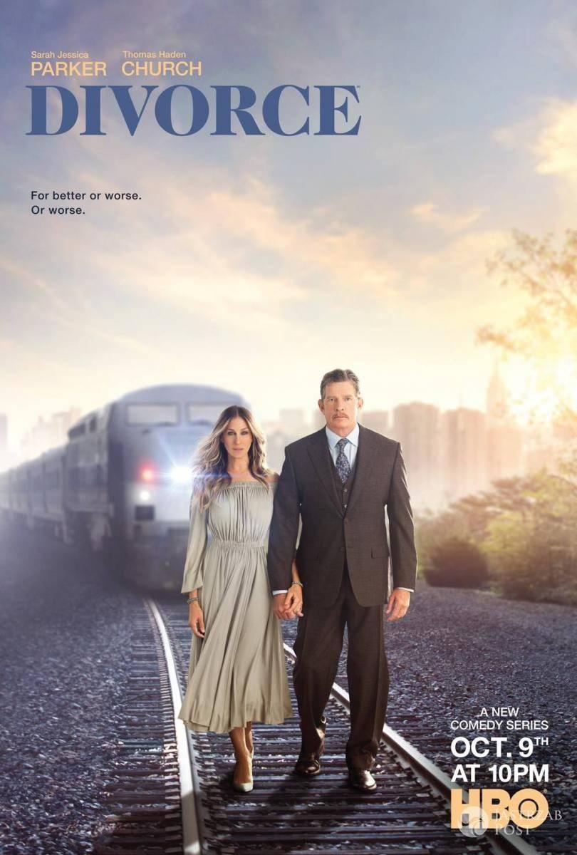"""Rozwód"" - nowy serial Sarah Jessica Parker"