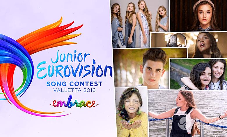 Eurowizja Junior 2016 piosenki kandydaci kraje uczestnicy polska
