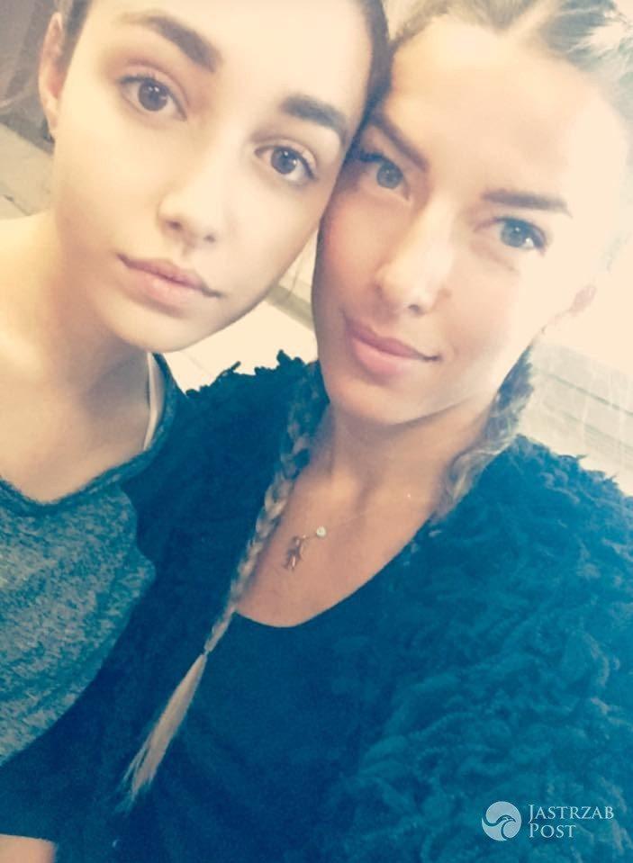 Ewa Chodakowska troszczy się o zdrowie siostrzenicy