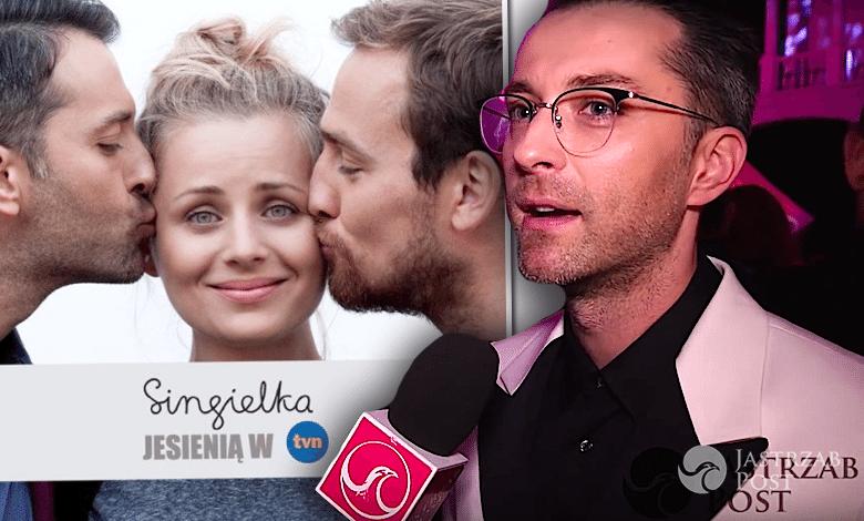 Filip Bobek o karierze po serialu Singielka