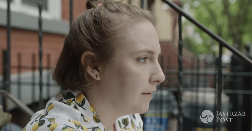 "Lena Dunham jako Hannah Horvath w serialu HBO ""Girls"""