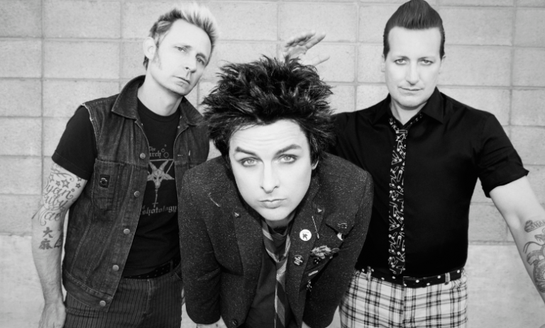 Green Day z Global Icon Award