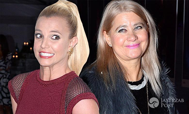 Izabela Kisio-Skorupa życzenia dla Britney Spears Matka Kisio po angielsku