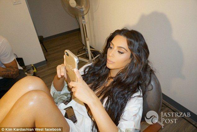Kim Kardashian - pierwszy wpis od czasu napadu w Paryżu