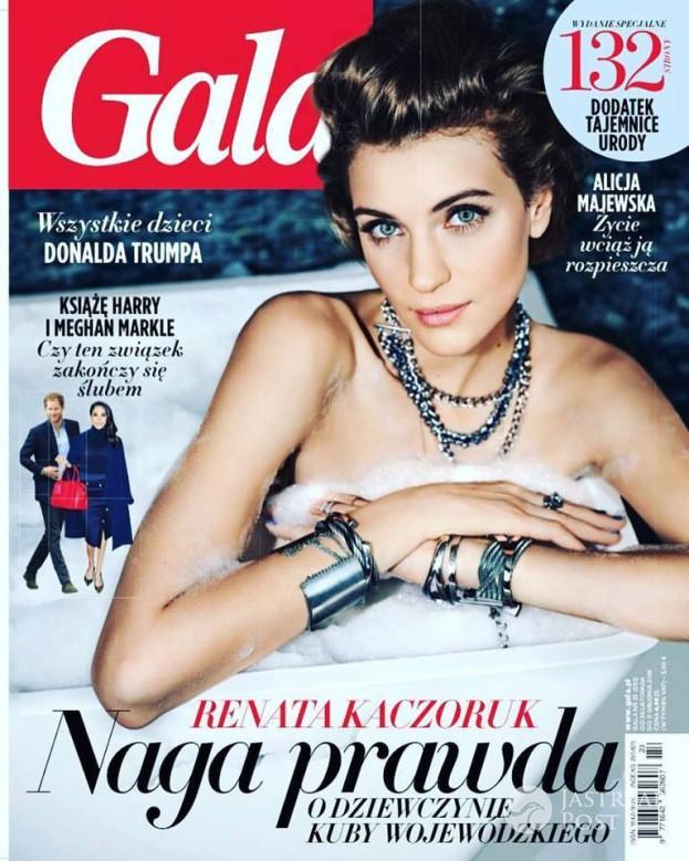 Renata Kaczoruk wywiad dla Gali listopad 2016