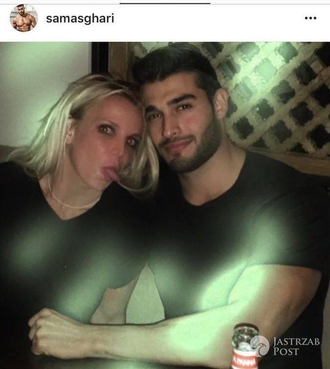 Sam Asghari - nowy mężczyzna Britney Spears