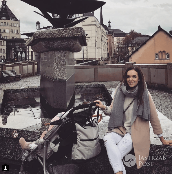 Anna Wendzikowska podczas podróży