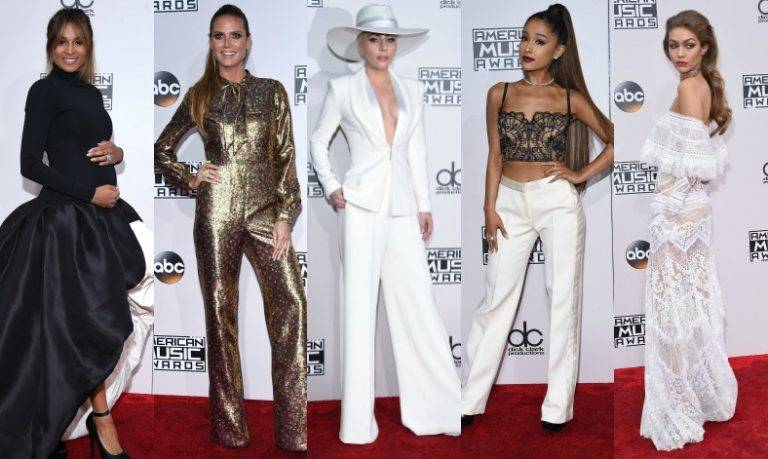 MTV American Music Awards 2016