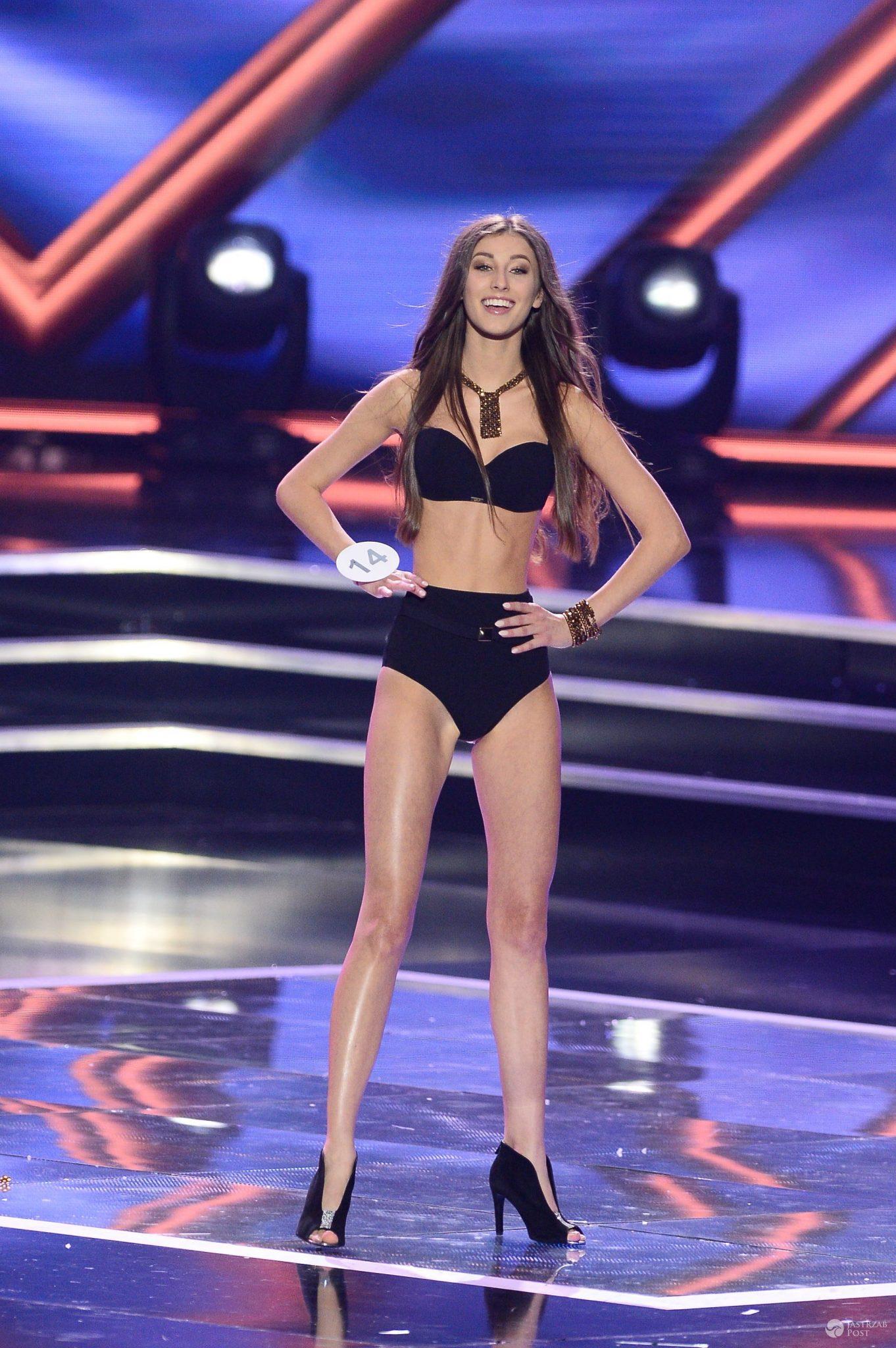 Miss Polski nr 14 - Paulina Maziarz