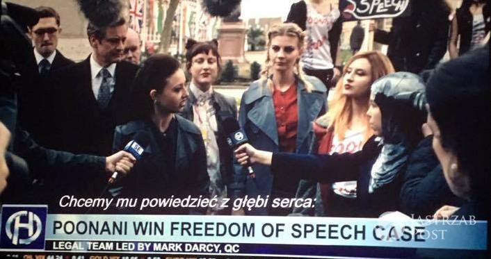 Katarzyna Kołeczek zagrała w filmie Bridget Jones Baby