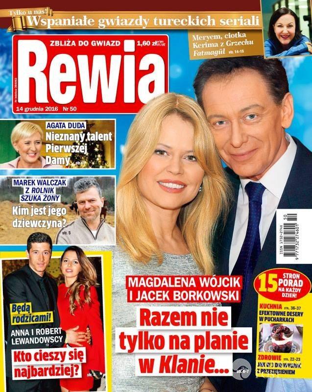 Jacek Borkowski i Magda Wójcik są parą