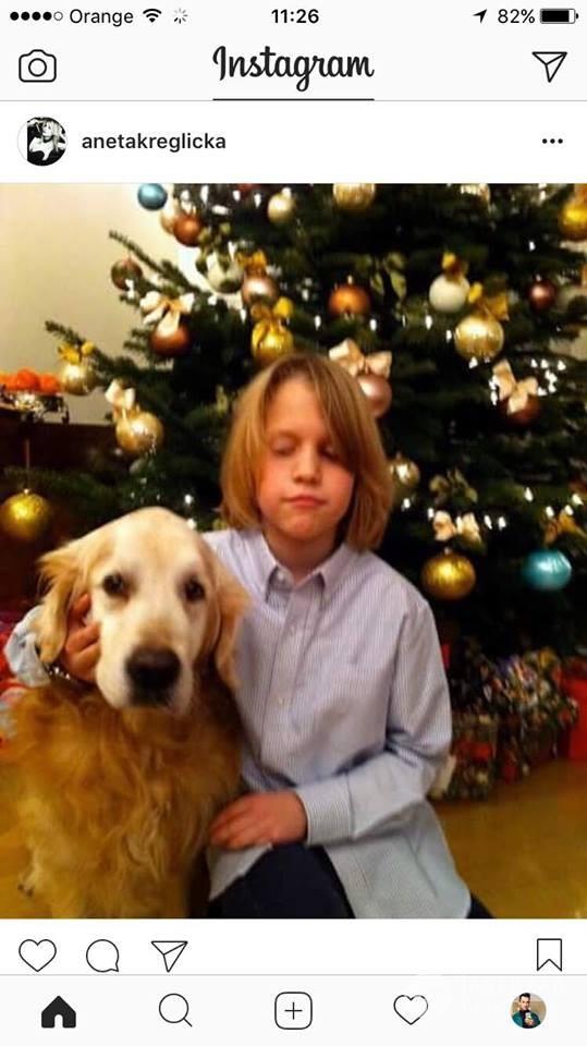 Zdjęcie (8) Aneta Kręglicka pochwaliła się przystojnym synem i jego dziewczyną. Wszystko na tle cudnych alpejskich widoków