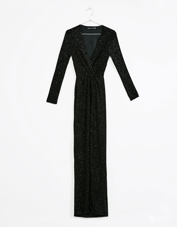 sukienka maxi Bershka, cena: 159zł