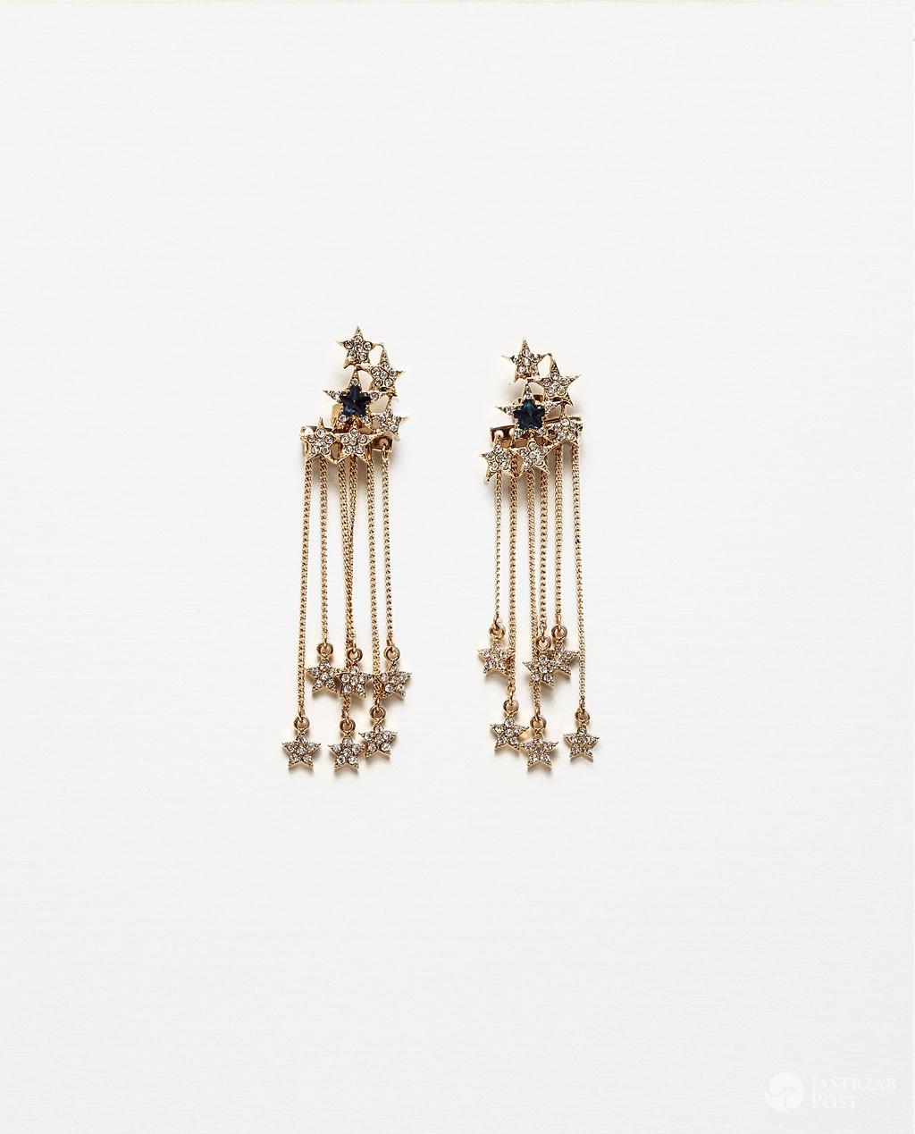kolczyki Zara, cena: 59zł