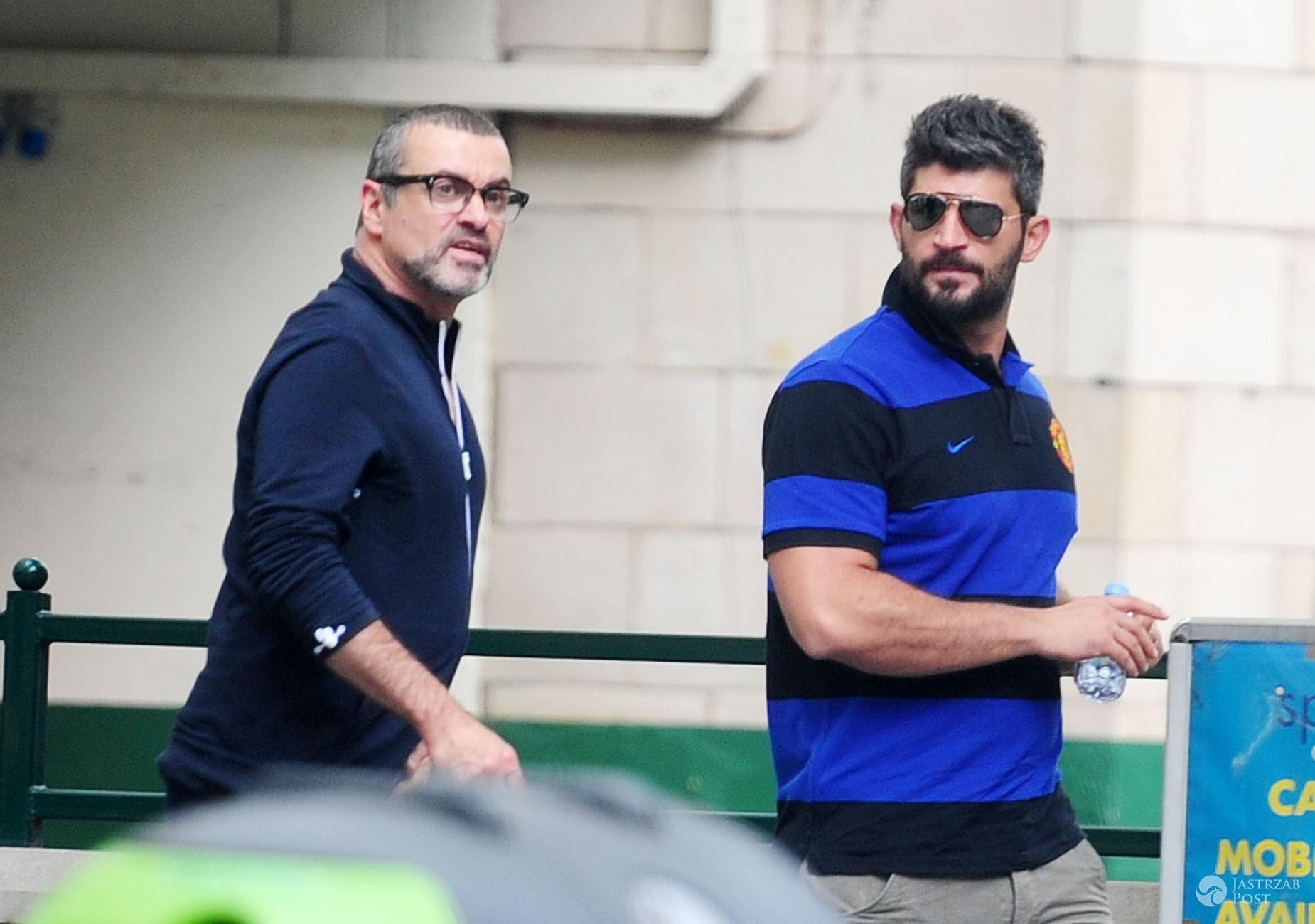 Fadi Fawaz i George Michael