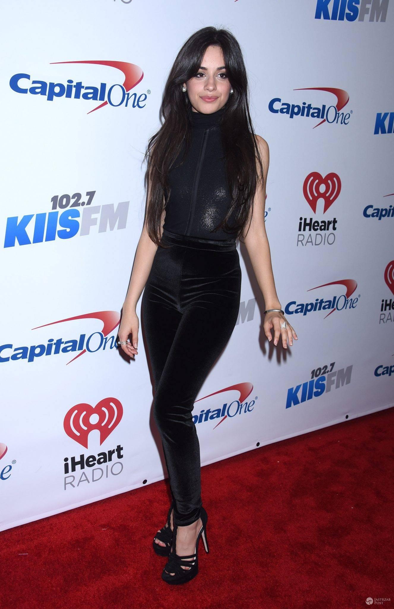 Camila Cabello opuściła zespół Fifth Harmony