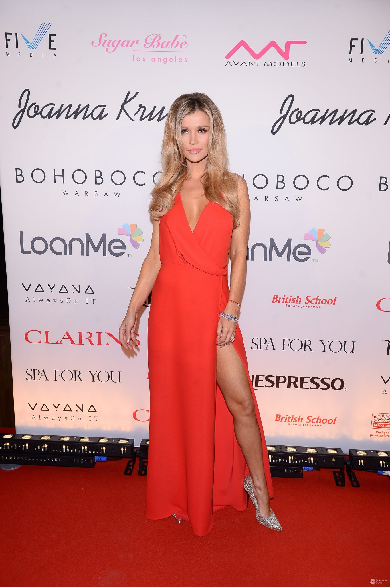 Joanna Krupa - Charytatywny koktajl u Joanny Krupy 2016