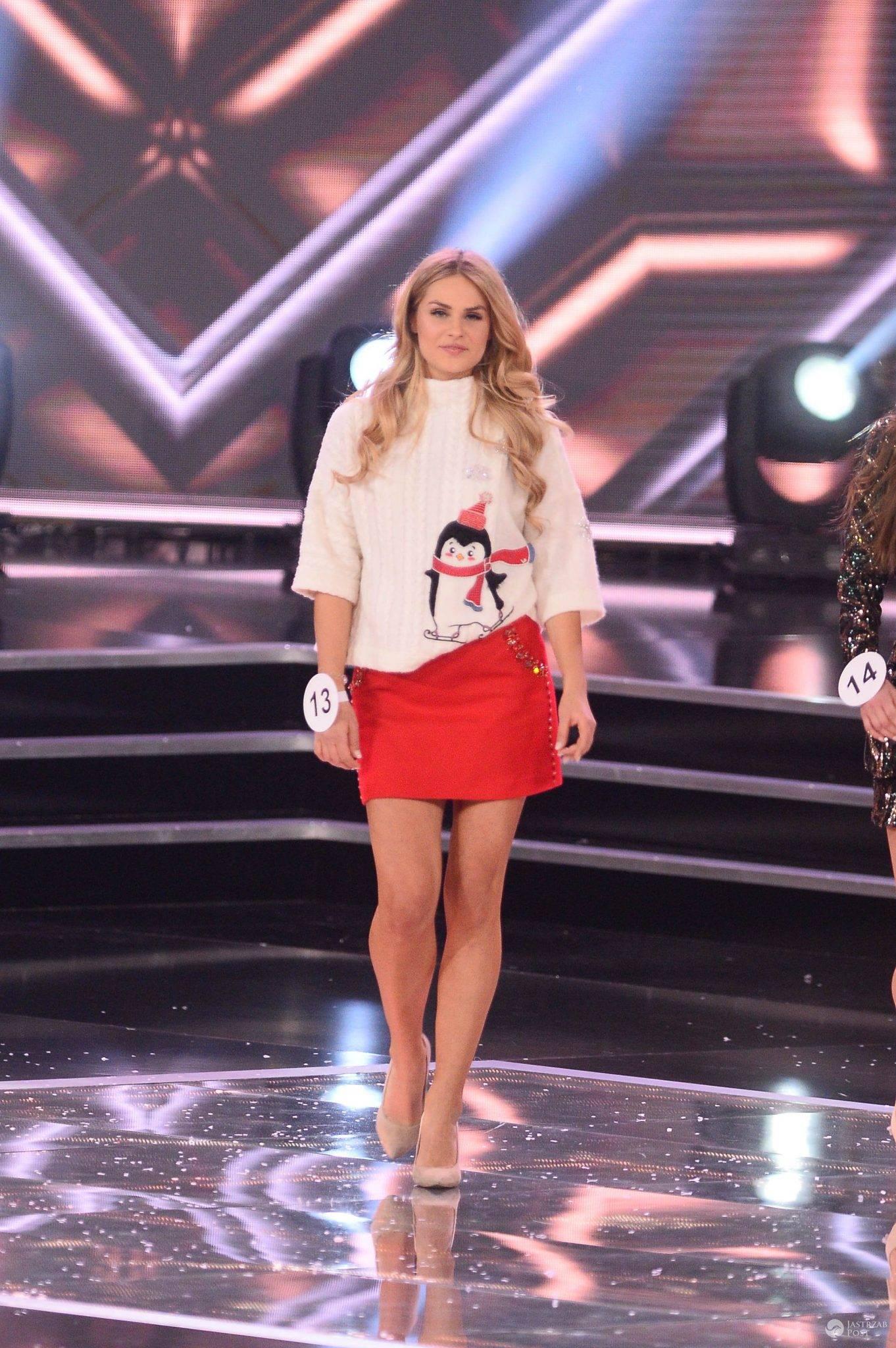 Laura Mancewicz - finał Miss Polski 2016