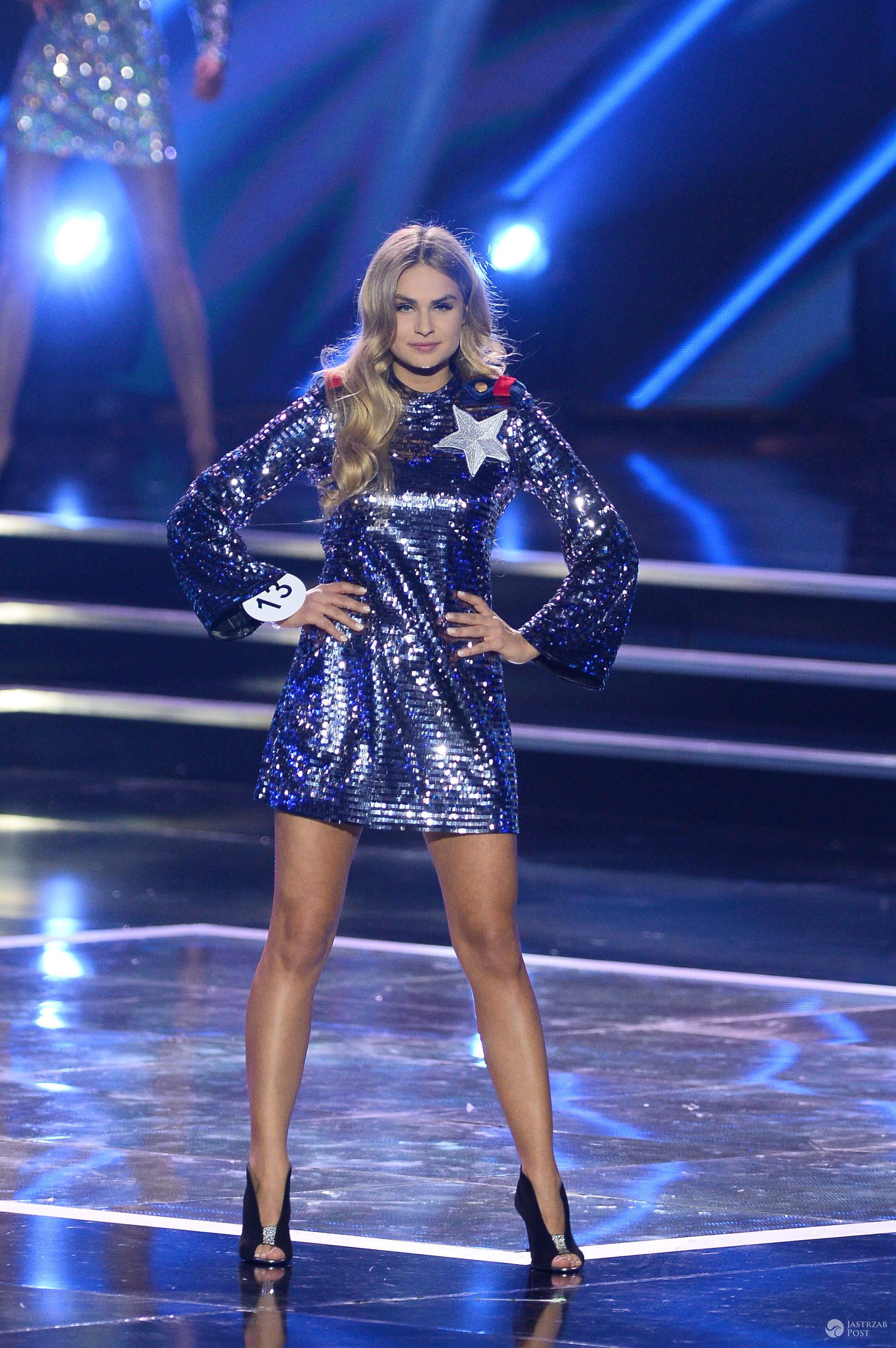 Laura Mancewicz na wyborach Miss Polski 2016. Wiek, waga ...