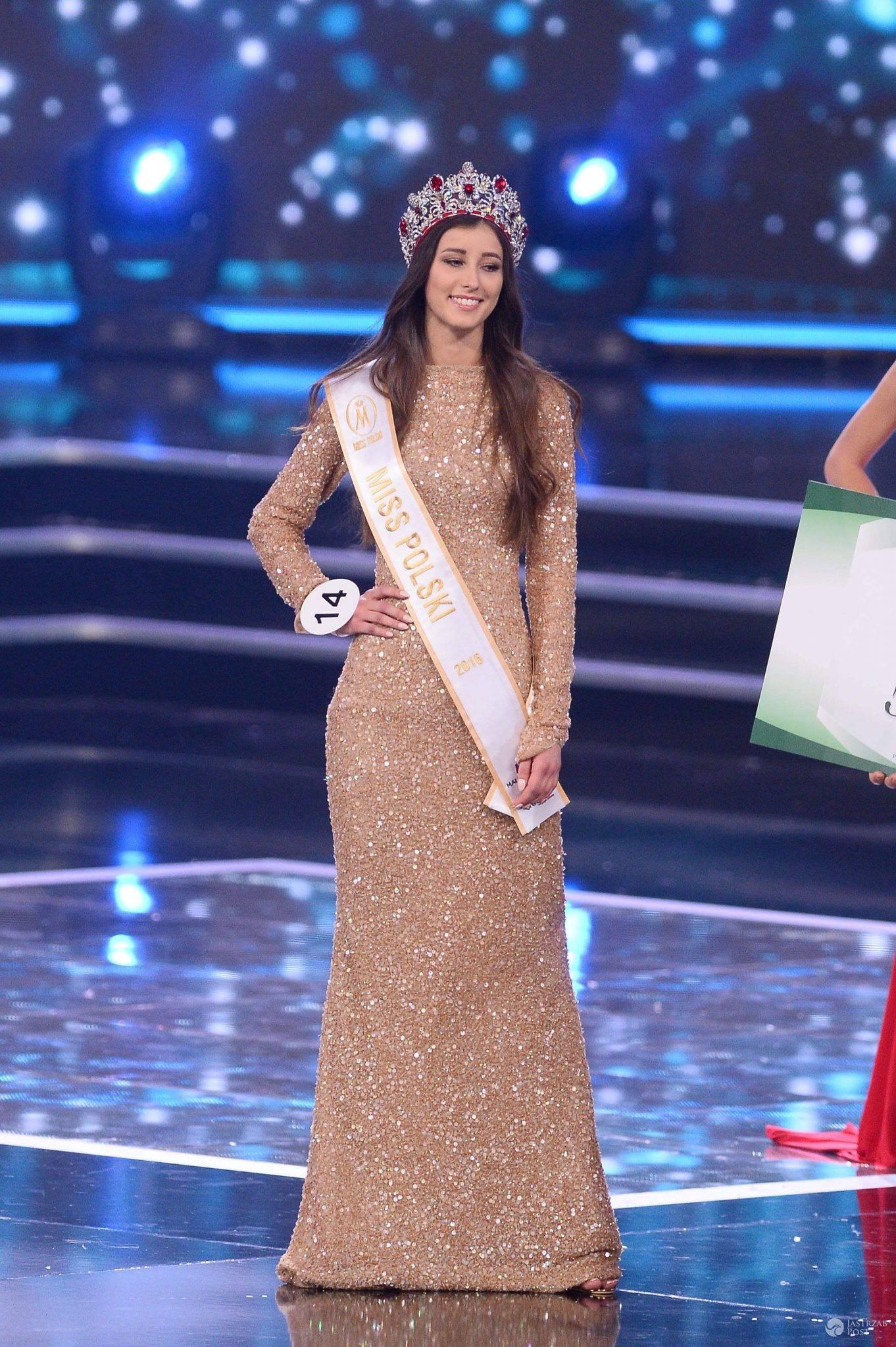 Paulina Maziarz w koronie Miss Polski 2016