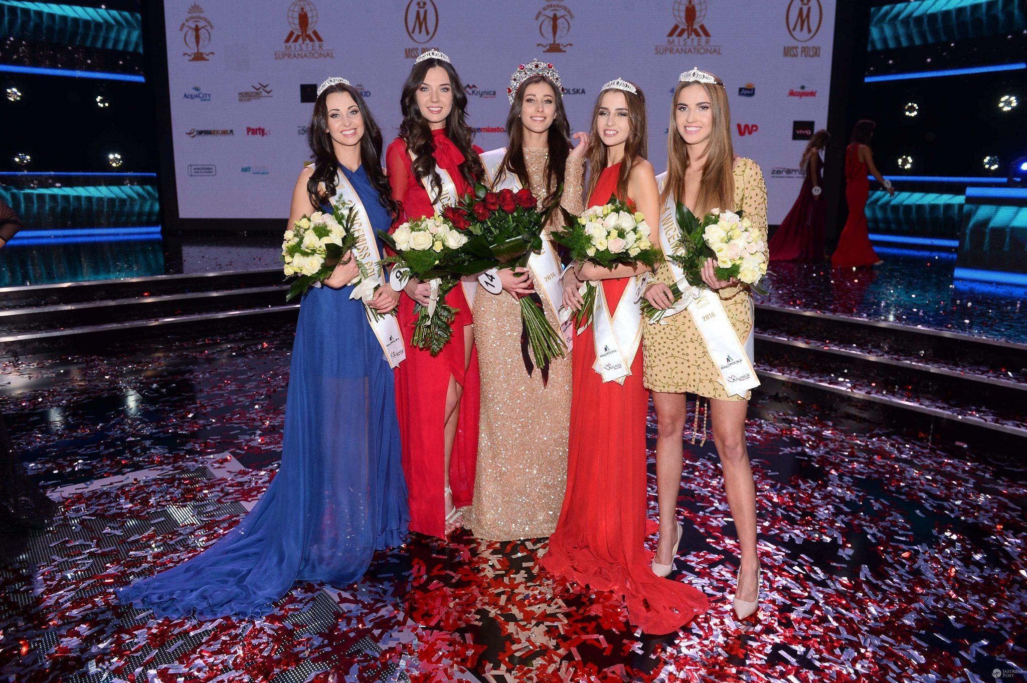 Miss Polski 2016 top5