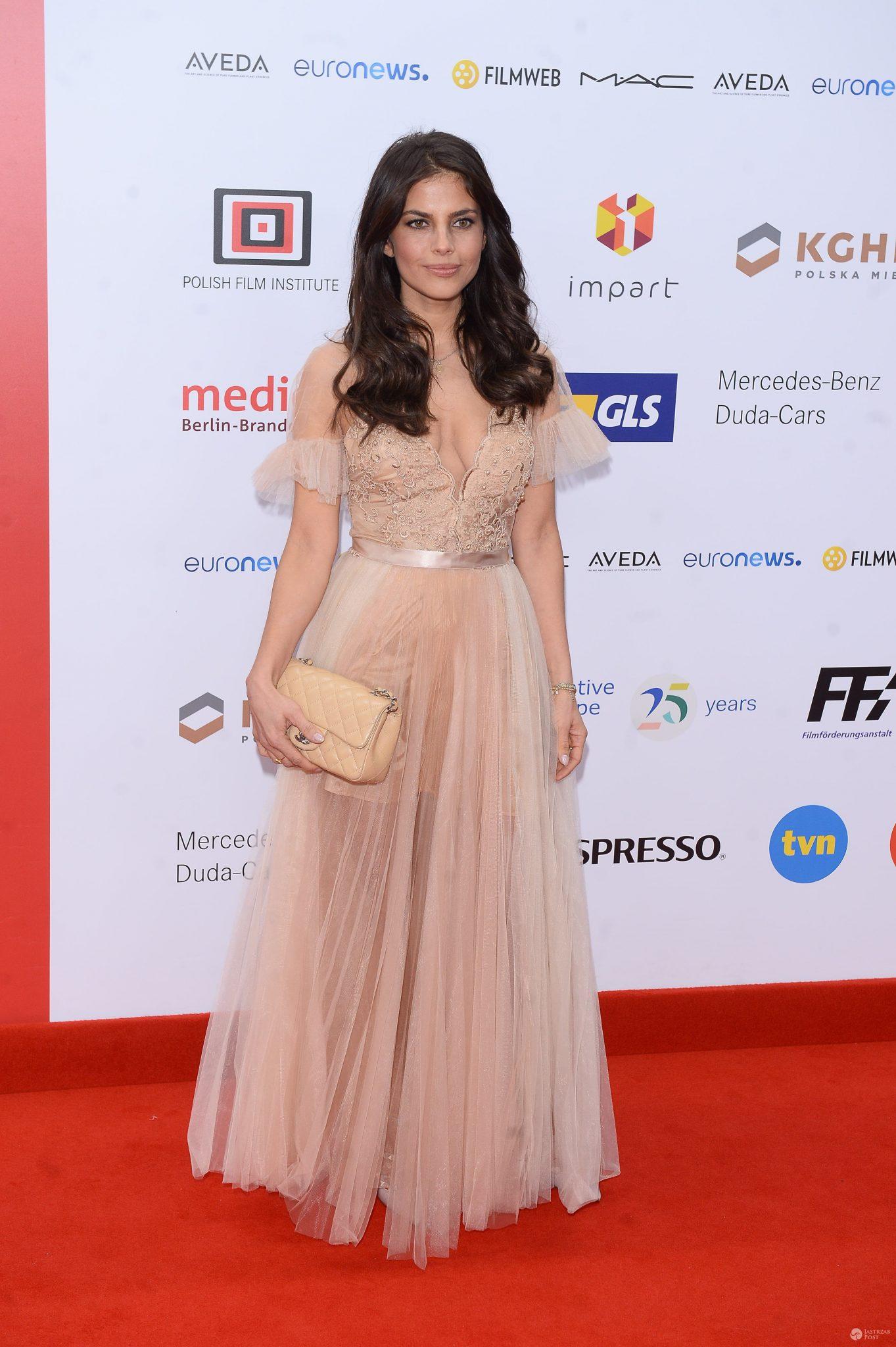 Weronika Rosati - Europejskie Nagrody Filmowe 2016