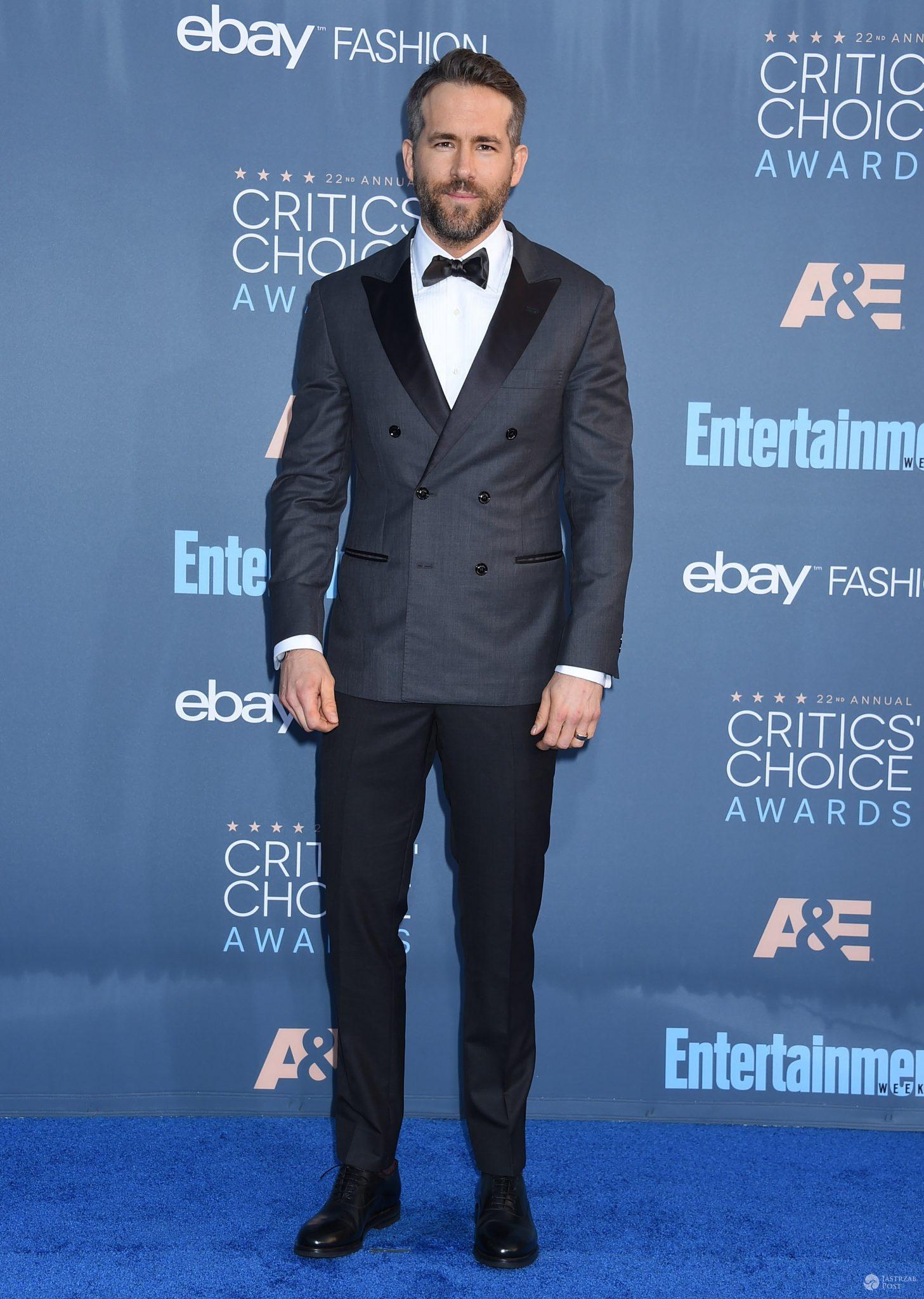 Ryan Reynolds - 22nd Annual Critics' Choice Awards 2016
