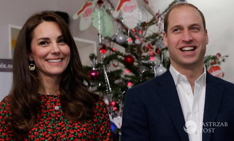 Księżna Kate w trzeciej ciąży? Zdjęcia z imprezy świątecznej 2016