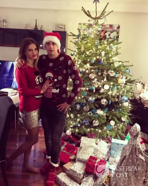Dominika Grosicka święta Bożego Narodzenia 2016