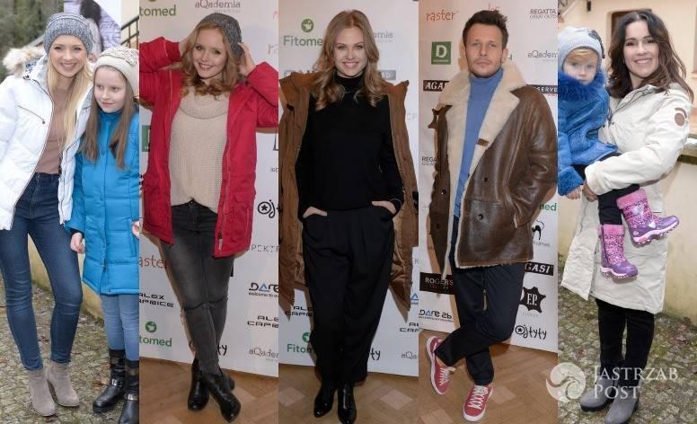 Charytatywny pokaz mody Zima mroźna nam niegroźna 2016