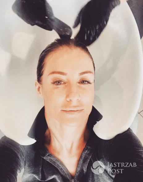 Małgorzata Rozenek-Majdan przygotowuje się do Sylwestra 2016