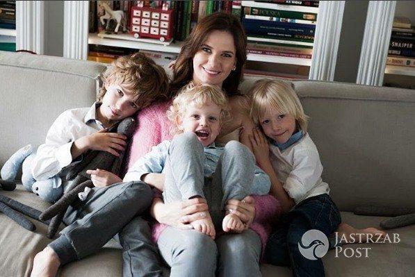 Karolina Malinowska pokazała zdjęcie z dziećmi