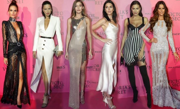 Afterparty po pokazie Victoria's Secret 2016