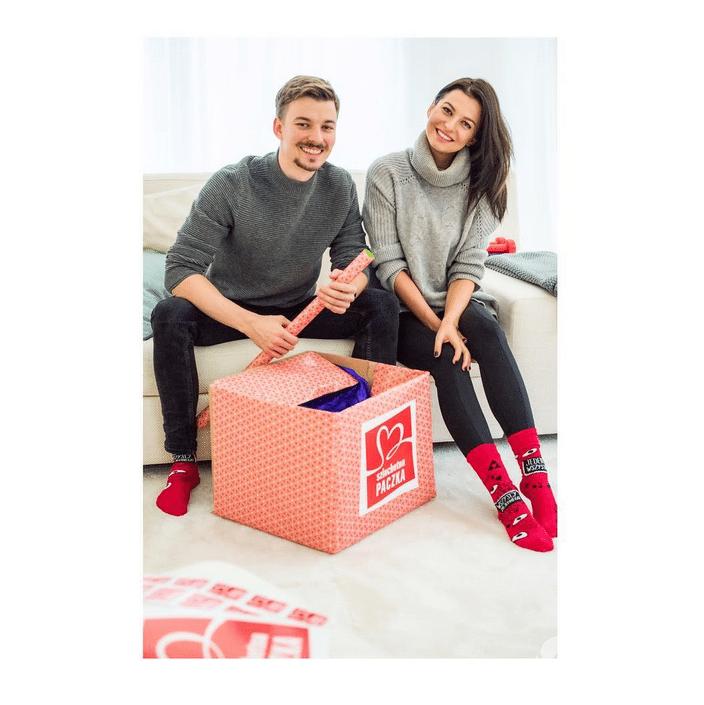 Anna Lewandowska zorganizowała z bratem Piotrem Szlachetną paczkę - Instagram