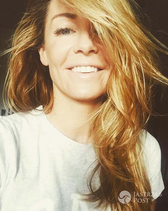 Małgorzata Rozenek-Majdan bez makijażu na Instagramie