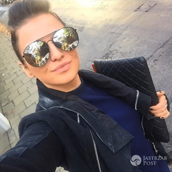 Anna Lewandowska ciążowy brzuszek